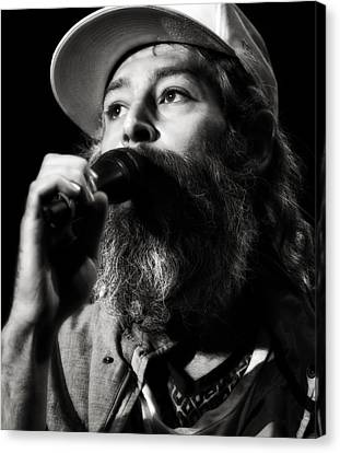 Matisyahu Live In Concert 3 Canvas Print by Jennifer Rondinelli Reilly - Fine Art Photography