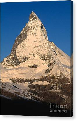 Matterhorn Canvas Print by Art Wolfe