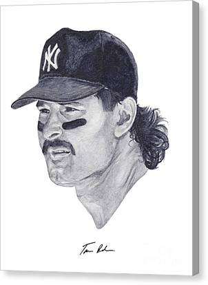 Mattingly Canvas Print