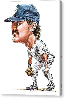 Mattingly Canvas Print by Tom Hedderich
