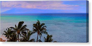 Maui Panorama Canvas Print