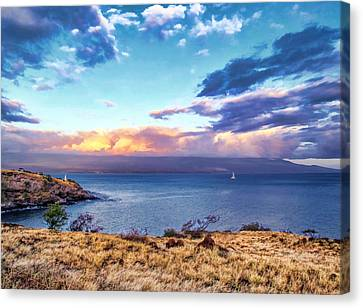 Mcgregor Point 1 Canvas Print by Dawn Eshelman