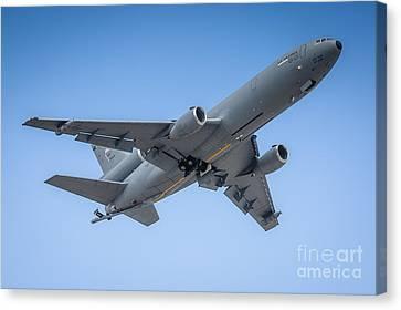 Aviationart Canvas Print - Mcguire Afb Kc-10 Extender by Felix Bahamonde