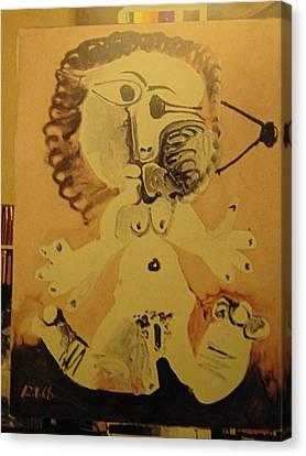Me 12 1 68  Canvas Print