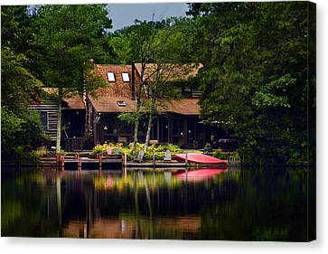 Medford Lakes I Canvas Print