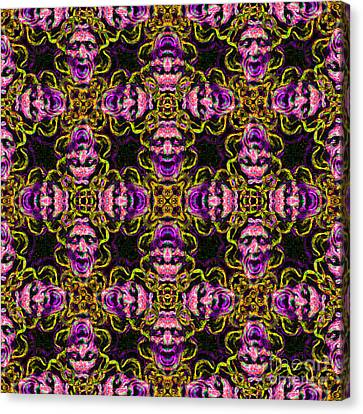 Medusa Abstract 20130131m138 Canvas Print by Wingsdomain Art and Photography