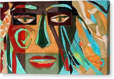 Canvas Print - Medusa by Diane Fine