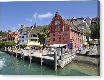 Meersburg Lake Constance Germany Canvas Print by Matthias Hauser