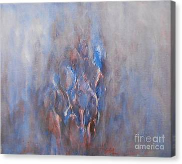 Melancholy Canvas Print by Jane  See