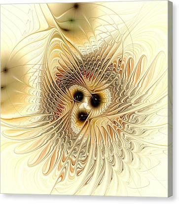 Meld Canvas Print by Anastasiya Malakhova