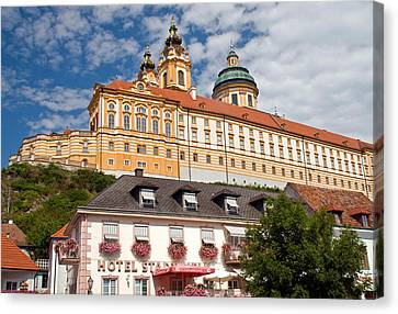 Melk Abbey Canvas Print