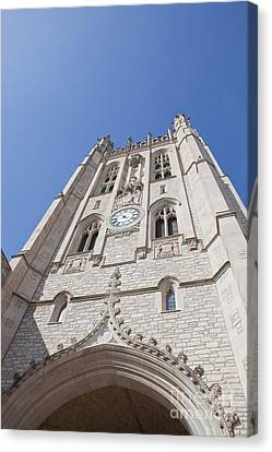 Memorial Union Clock Tower Canvas Print