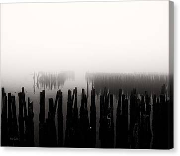 Memories And Fog Canvas Print by Bob Orsillo
