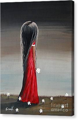 Memories By Shawna Erback Canvas Print