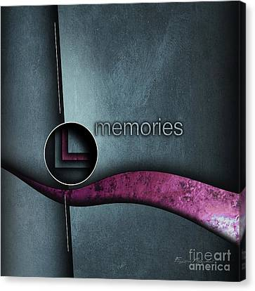 Memories Canvas Print by Franziskus Pfleghart