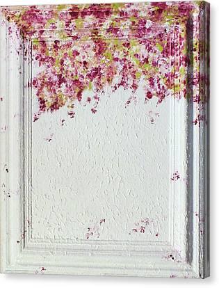 Memories I Canvas Print by Anna Villarreal Garbis
