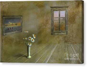 Memories Of Summer Canvas Print by Veikko Suikkanen