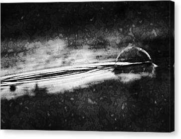 Memory Fade Canvas Print by Matthew Blum