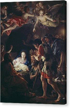 Betrothed Canvas Print - Mengs, Anton Raphael 1728-1779. The by Everett