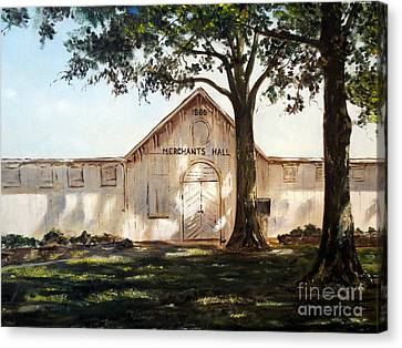 Merchants Hall Canvas Print