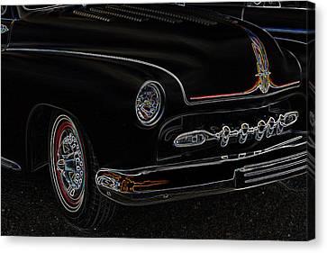 Mercury Glow Canvas Print by Steve McKinzie
