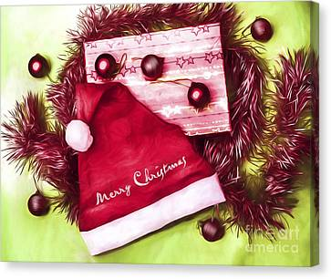 Merry Christmas To You Canvas Print by Jorgo Photography - Wall Art Gallery