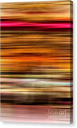 Merry Go Round Abstract Canvas Print by Edward Fielding