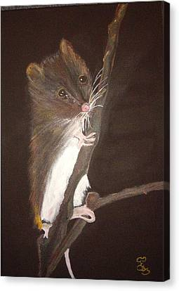 Mervyn Mouse Canvas Print