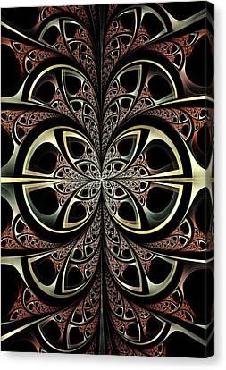 Metal Canvas Print - Mesmerizing by Anastasiya Malakhova