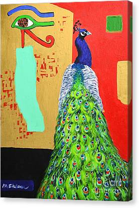 Messages Canvas Print by Ana Maria Edulescu
