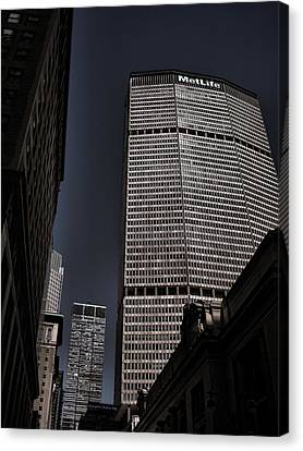 Met Life Building Canvas Print