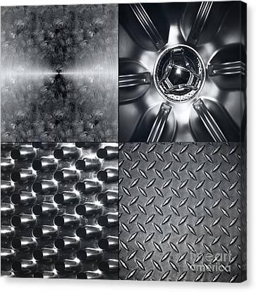 Metal Canvas Print by Jacky Gerritsen