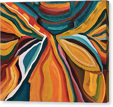 Metamorph Canvas Print