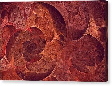 Metamorphic-2 Canvas Print