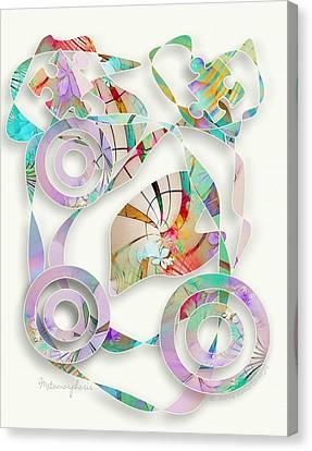 Metamorphosis Canvas Print by Gayle Odsather