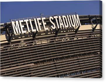 Metlife Stadium Canvas Print