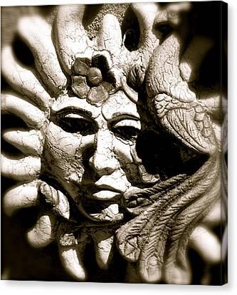 Mexican Sun Canvas Print by Kim Pippinger