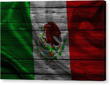 Mexico Canvas Print by Joe Hamilton