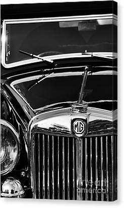 Mg Va Tickford Drophead Coupe Canvas Print by Tim Gainey