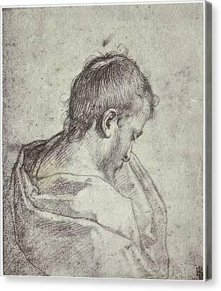 Michael Angelo Michelangelo Canvas Print by Quint Lox