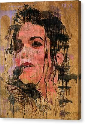 Michael Atmosphere Canvas Print