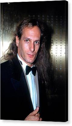 Michael Bolton 1990 Canvas Print by Ed Weidman