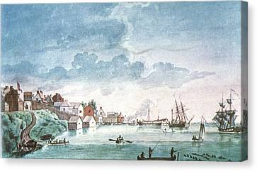 Michigan Detroit, 1794 Canvas Print by Granger