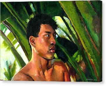 Micronesia Canvas Print