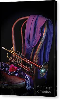 Midnight Interlude Canvas Print by The Stone Age