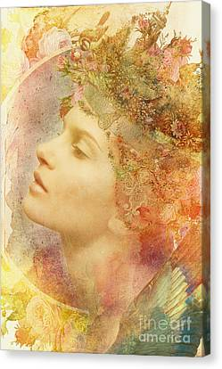 Midsummer Canvas Print by Aimee Stewart