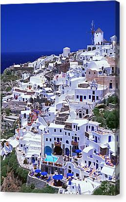 Midsummer Canvas Print by Aiolos Greek Collections