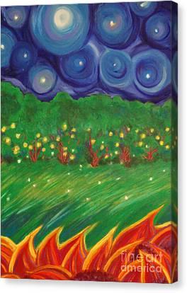 Midsummer By Jrr Canvas Print by First Star Art