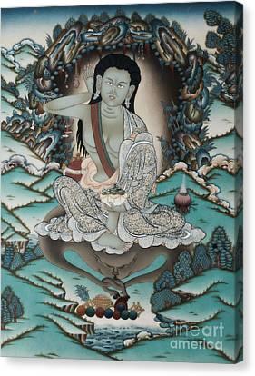 Milarepa Canvas Print - Milarepa by Lanjee Chee