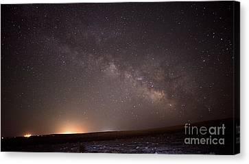 Milky Way Canvas Print by Dianne Phelps